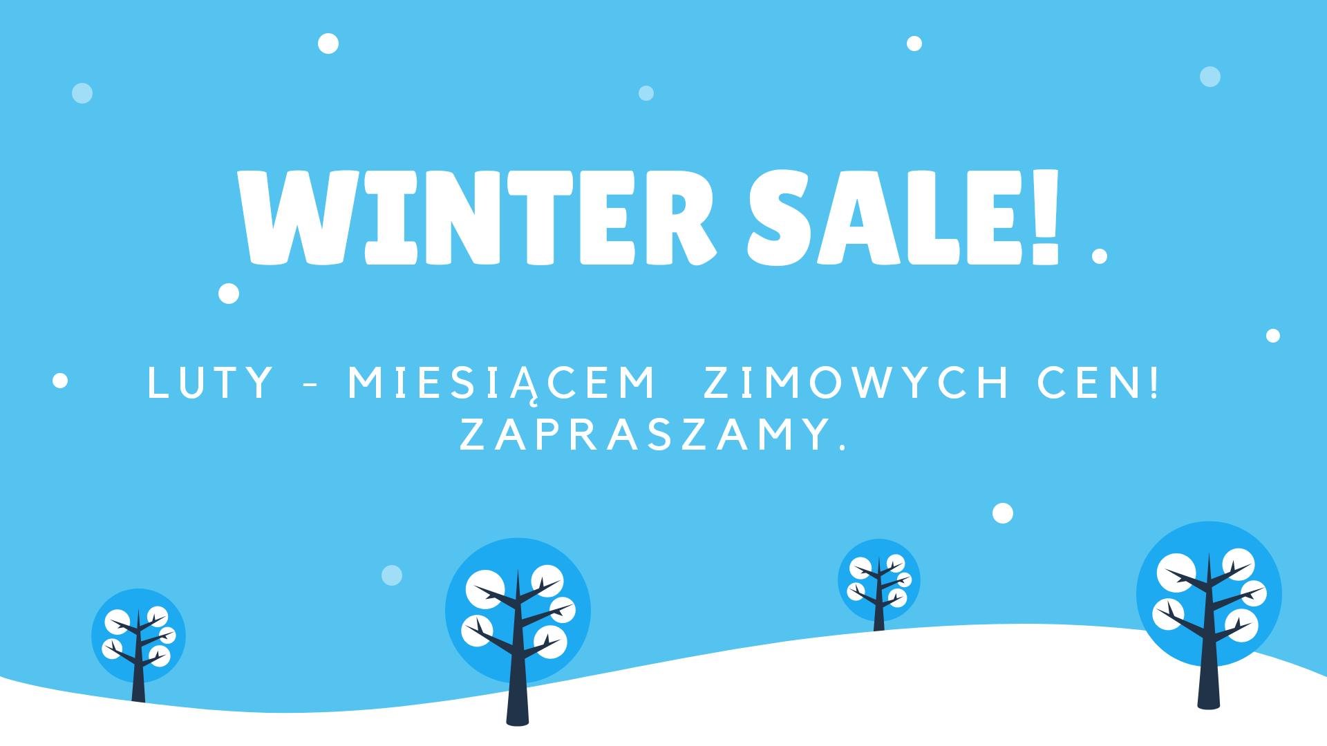 Zimowe ceny